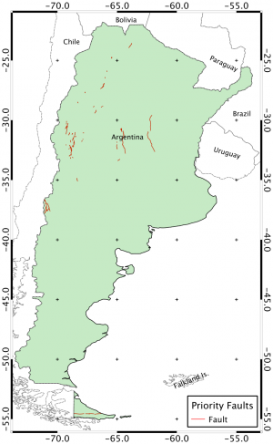 Argentina priority faults